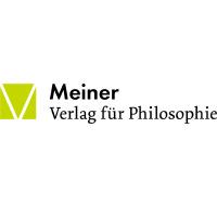 Meiner – Verlag für Philosophie